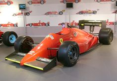 f1 Indy Ferrari