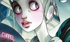 Recensione fumetto: Sky doll di Barbucci e Canepa Cippi & Friends
