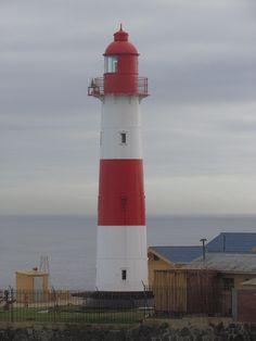 Faros que visité: Punta Angeles