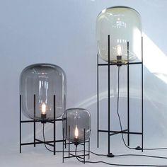 Big glass table lamps &Floor lamps for residence lighting! #interiors #interiordesign #luxuryliving #architecture #contemporarm #modern #glasstablelamps #instalike #instamood #instadaily #instalight  #instadesign #designtalk #instafashion #homelighting #residencelighting
