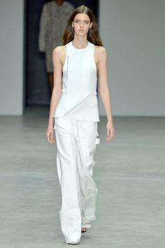 Calvin Klein Collection весна-лето 2014 RTW (Неделя моды в Нью-Йорке)