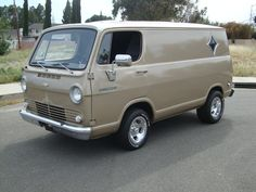 Solo Speed Shops 66 Chevy - Vintage-Vans