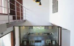 Modern Go Green Concept Dual House by Vpa Architects