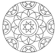 mandala — vind en print bliksemsnel een kleurplaat — ukko.nl