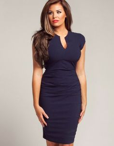 Jessica Wright Sophia Fitted Pencil Dress
