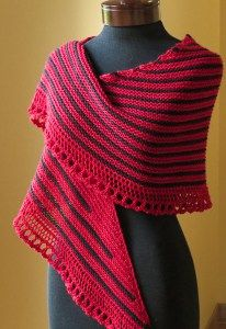 Gallery (Click to Zoom) Gentle Stripes Scarf This is a quick-to-knit scarf. It is easy enough for a beginning knitter, yet the color changes will keep the more experienced knitter entertained as we…