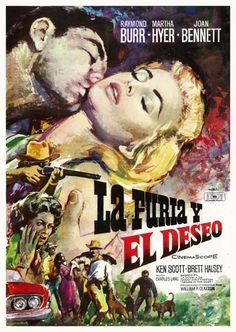 1960 - La furia y el deseo - Desire in the Dust Old Movies, Vintage Movies, Western Film, Halsey, Action Movies, Classic Hollywood, Westerns, Drama, Mac