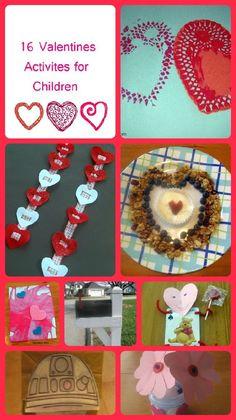 16 Valentine's Day Activities For Kids - JDaniel4s Mom