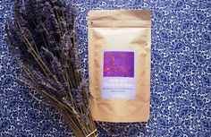 Relax with Lavender: Tushita Chill Out Sleep & Dream Tea. http://www.ohhhsorelaxed.com/home-spa/meine-lieblinge-mit-lavendel/