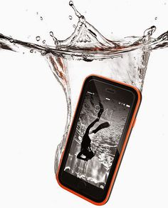rogeriodemetrio.com: Aquatik Waterproof Case para iPhone 6