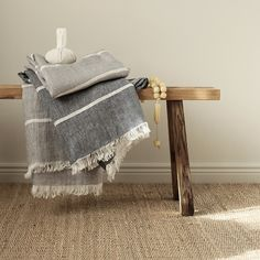 Linen Towels, Beach Towel, Grey And White, Roots, Blanket, Pattern, Beach Blanket, Rug, Blankets