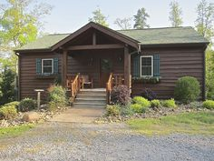 Rocky Shoals Resort Cabin on Lake Ouachita $180 per night (sleeps 10) - Mt. Ida, AR