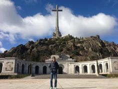 Una visitica al Valle de los caídos en #Madrid, #España.