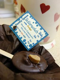 Delicious flavours of hot chocolate from Dunky Spoons!  http://www.qualitycottages.co.uk/aroundwales/recreation-of-popular-hot-drink-made-in-wales/