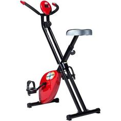 Interactive Upright Exercise Game Bike. Moving Rider Mrx-100 Red. Interactive workout experience Connects to computer, Android smartphone or tablet via USB cord Compatibility: Windows XP, Windows Vista, Windows 7, Windows 8, Android smartphone or tablet Joysticks at ends of handlebars. In-house 3D Virtual Reality Application Keeps track of pedal speeds and applies to games for a realistic experience No external power sources or drivers to install. Adjustable seat height and workout…
