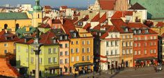 Warszawa är en härlig stad med mycket att erbjuda. Painting, Historia, Poland, Culture, Painting Art, Paintings, Painted Canvas, Drawings
