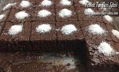 10 Minuets : How to Make Wet Cake with Cocoa Turkish Recipes, Turkish Delight, Dessert Recipes, Desserts, Cocoa, Food To Make, Crafts For Kids, Food And Drink, Chocolate