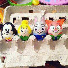Here Are The 4 Disney Easter Eggs That I Did 1