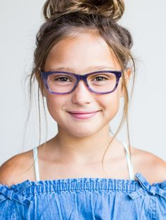 Limited Edition Kids Glasses // The Maddie Plum