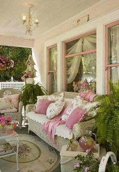 """The layered couch is nice: cushion, quilt, pillows, throw say """"home"""""""