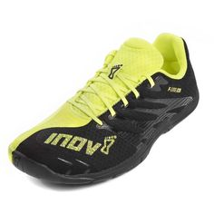 CrossFit enthusiasts, rejoice! This rad new Inov8 F-Lite 235 has the perfect combination of cushion, flexibility, and sticky rubber Rope-tech technology to help you annihilate any WOD! Come try a pair today!