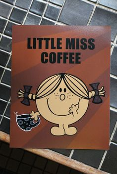 Little Miss Coffee. Tanna Coffee welcomes all especially little miss Coffee. All visitors to the Tanna Coffee factory and cafe can see the roasting in action and taste the fresh coffee made by talented baristas. Coffee Talk, Coffee Is Life, I Love Coffee, Coffee Break, My Coffee, Coffee Drinks, Coffee Shop, Coffee Cups, Coffee Lovers