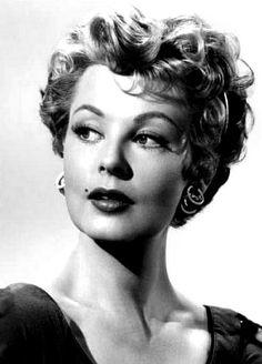 Arlene Dahl actress.