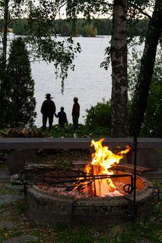 Grillipaikka Lake Cottage, Outdoor Decor, Summer, House, Inspiration, Biblical Inspiration, Summer Time, Home, Homes