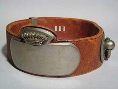 Antique Dog Collar