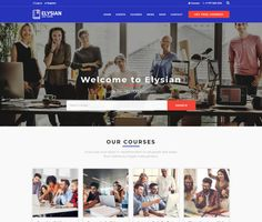 Elysian - ModelTheme Course Search, School Themes, Free Courses, The Incredibles, Education, Learning, Educational Illustrations, Teaching