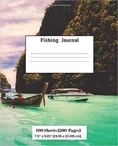 Fishing Journal: Ricky Lee: 9781696374033: Amazon.com: Books