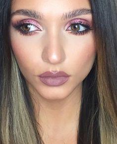 @jetamakeup on instagram. Using the Zoeva Cocoa Blend palette!