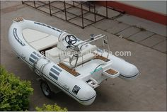 2015 Best-selling 2.7 to 9.6m Rigid Inflatable Boat/RIB Boat with CE