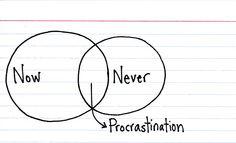 the cool ruler: Donde la procrastinación vive