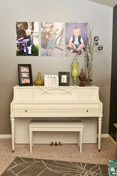 DIY Til We Die: {Amanda} Piano makeover! No sanding, or priming!!! (this was supposed to be my Thurs. post, but i will be out of town!)