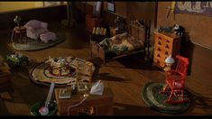 1999 Stuart Little - this is Stuart's tiny, miniature bedroom custom made for him on the top bunk of George's bunk bed. Garth Williams, Stuart Little, Gramercy Park, Park In New York, Black Vase, Practical Magic, Living Room With Fireplace, Classic Books, Antique Shops