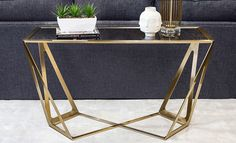 The Prizmaas collection designed by Samuel Vider for Allan Copley Designs by D'style