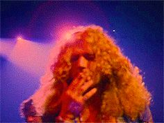 "Robert Plant.  ""Smoked my stuff and drank all my wine."""