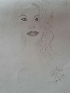 This is my earliest sketch.. few of the first proper sketches I had made... - by Zeba Hassan