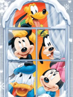Mickey Mouse And Friends, Mickey Minnie Mouse, Disney Mickey, Disney Pixar, Mickey Christmas, Christmas Cartoons, Disney Love, Disney Magic, Cartoon Pics