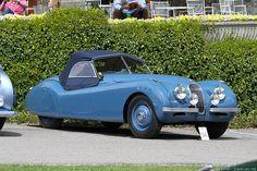 1948 Jaguar XK120 Alloy Roadster
