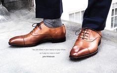 Handmade Shoes http://www.wildsmith.com/