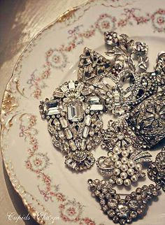 sparkly stash...yes please?