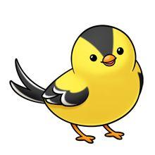 so many super cute images on this site! Vogel Clipart, Bird Clipart, Cute Clipart, Clipart Images, Kawaii Drawings, Cute Drawings, Animal Drawings, Cartoon Birds, Cute Cartoon