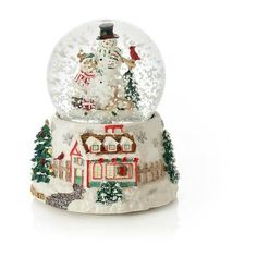 BARNES & NOBLE | Snowman Hugs Snomotion Snowglobe by Kurt S. Adler ($32) ❤ liked on Polyvore featuring home, home decor, holiday decorations, christmas, fillers, holidays, xmas, декор, kurt adler and snowman water globe