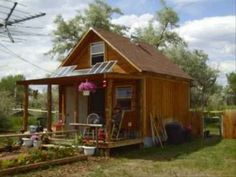 How To Build A Solar Cabin For $3k With No House Payments Or Bills