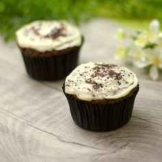 Low Carb Triple-Choc-Muffins