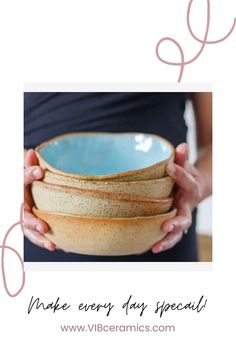 Looking for handamde ceramic dinneware set to your modern rustic kitchen? Dinner Sets, Dinnerware Sets, Rustic Kitchen, Modern Rustic, Serving Bowls, Stoneware, Pottery, Ceramics, Tableware