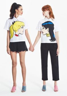 betty and veronica