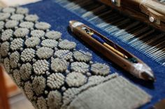 Cogolin weaving -